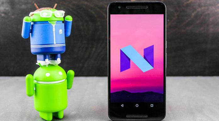 android noughat