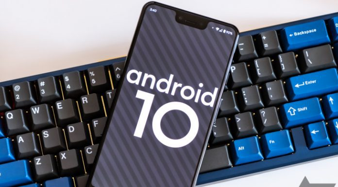 fitur android 10