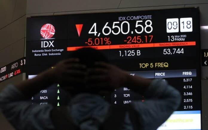 jam perdagangan saham
