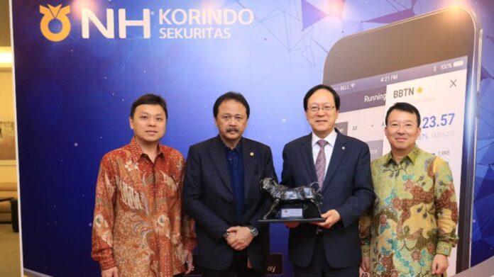 NH Korindo sekuritas indonesia